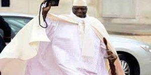 Gambian President Gets New Title