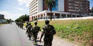 Burundi Coup: Rival Soldiers Battle For Supremacy