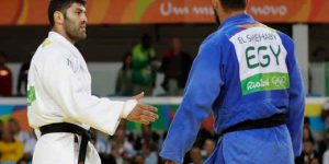 Rio 2016: Egyptian Judoka Sent  Home