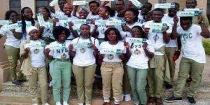 Corps Members Donate to FUNAAB
