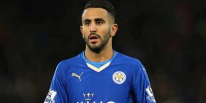 Riyad Mahrez  Crowned African Footballer Of  The Year