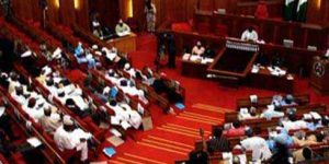 Bomb Scare at the National Assembly