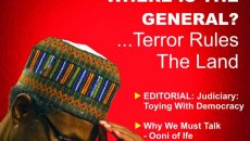 Where Is The General? Terror Rules The Land