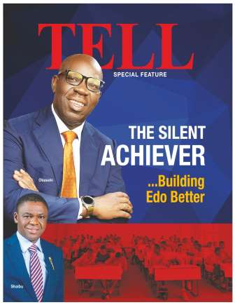The Silent Achiever…Building Edo Better